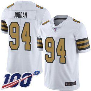 Saints Cameron Jordan 100th Season Jersey 2